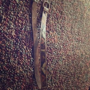 Accessories - Authentic leather belt made in Mexico
